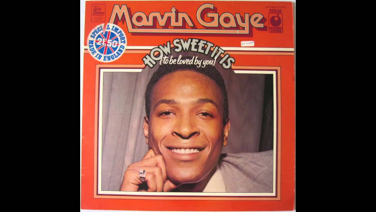 Download How Sweet It Is (To Be Loved By You) - Marvin Gaye (1964 ...