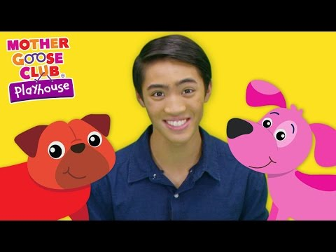Happy Color color dogs | happy color park song | mother goose club playhouse