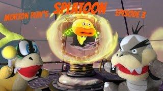Morton play's Splatoon Episode 3