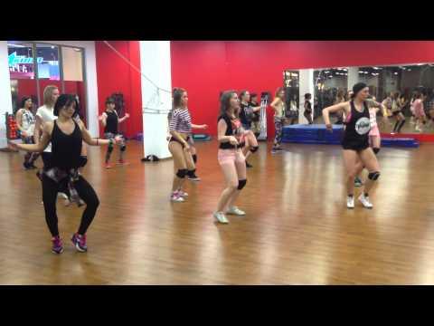 Katarina Dallas | Girls Total Workout | All @ Family Dance Studio, March 2015