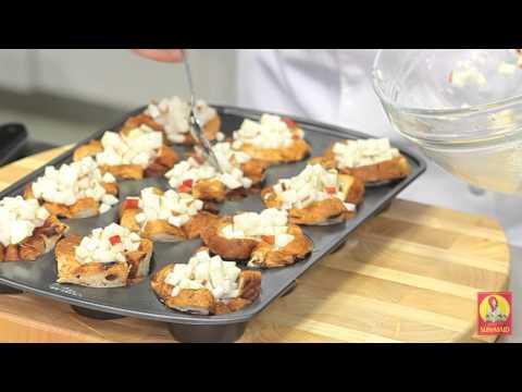 Recipe: Cinnamon Raisin Bread Apple Cupcakes