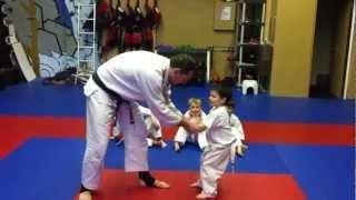 A Typical Children's BJJ Class (ages 4-7) at Arashi Do Martial Arts