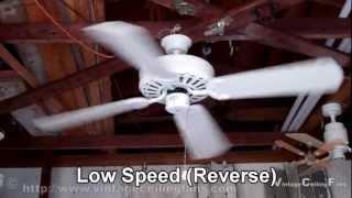 Hampton Bay Ceiling Fan Type 52CL Style HD