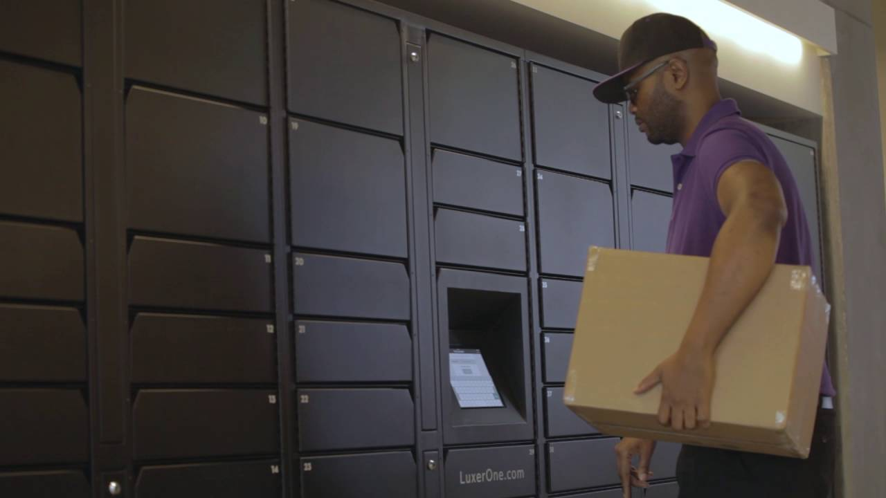 Luxer Lockers: How It Works for Parcel Carriers