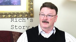 Rich's Story - Kidney, Vena Cava, Colon, Prostate, & Skin Cancer