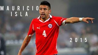 Mauricio Isla 2015 HD / Passes, Assists & Skills/ Chile / Juventus FC to Olympique De Marseille