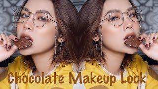 Chocolate Makeup 🍫 | Valentine Xinh đẹp đúng hông cả nhà ❤️ [ENgsub]