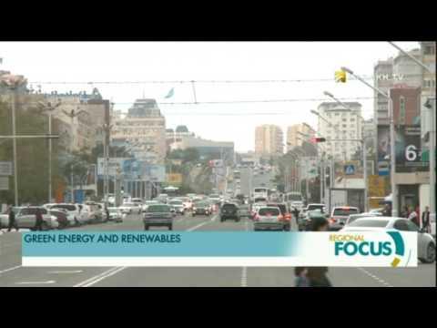 RENEWABLE SOURCES OF GREEN ENERGY