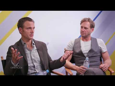 Josh Lucas and Tony Goldwyn talk Mark Felt: The Man Who Brought Down the White House at TIFF