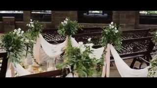 Свадьба в эко  стиле. Александр и Ирина
