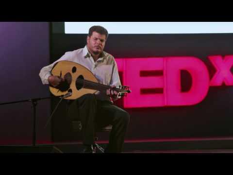 Oud Live Performance | Hazem Shaheen | TEDxCairo