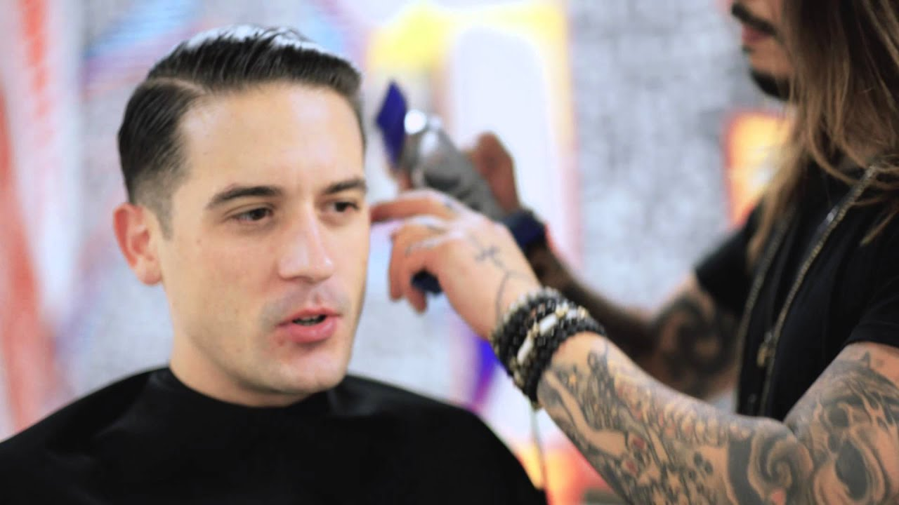 G Eazy  Official Haircut &amp Style  YouTube - Easy Hairstyles