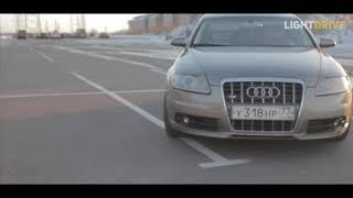 Audi A6 C6 3 2 FSI Quattro AUDI A6 Тест драйв Авто за 500 тысяч Lightdrive