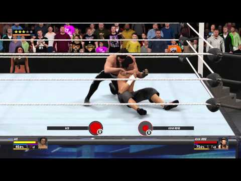 Wwe 2k16 just lose control