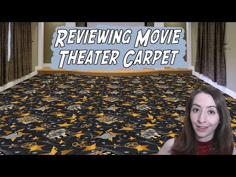 Reviewing Movie Theater Carpet