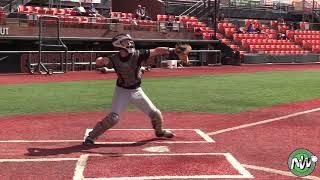 Brandon Reed - Catching Video 2018