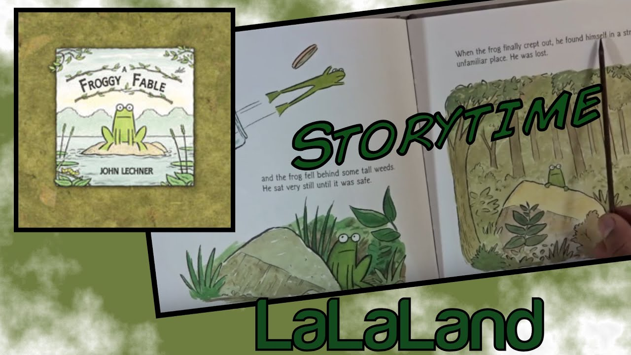 A Froggy Fable Storytime