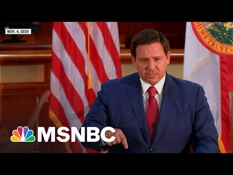 Florida Law A Show Being Put On For Trump Supporters, Says Strategist | Morning Joe | MSNBC