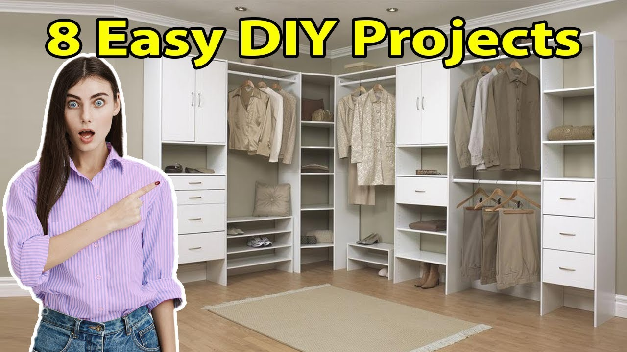 8 easy do it yourself projects 7 youtube 8 easy do it yourself projects 7 solutioingenieria Images