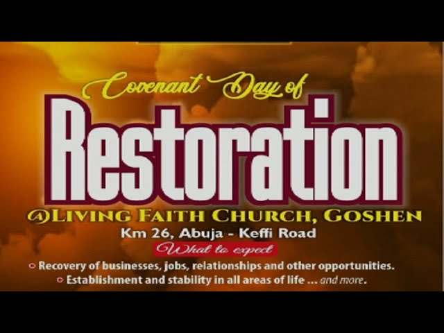 1ST SERVICE | COMMANDING SIGNS AND WONDERS FROM THE PLATFORM OF REVIVAL - PT. 2A | JUNE 13, 2021