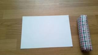 видео как нарисовать открытку на день рождения маме