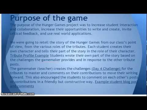 Classroom Storytelling