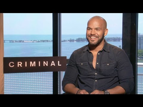 Amaury Nolasco On Working with Kevin Costner in Criminal & Prison Break Revival