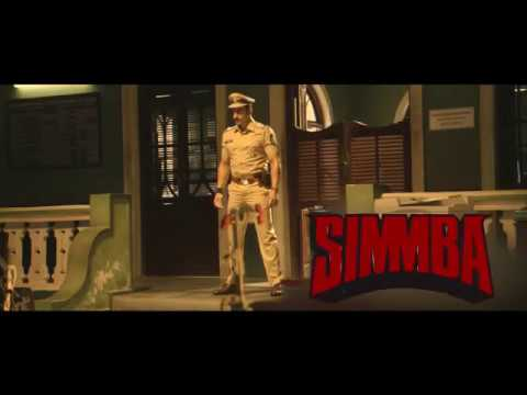 SIMBA 2018 | Official Trailer | First Look | Raveer Singh | Ajay Devgn | Rohit Shetty Films