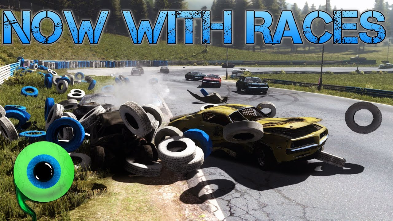 Next Car Game | NOW WITH ACTUAL RACING | Steam Early Access Alpha Version