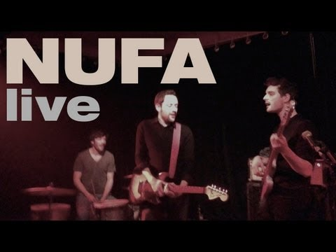 NUFA - My Name Is Nic (live)