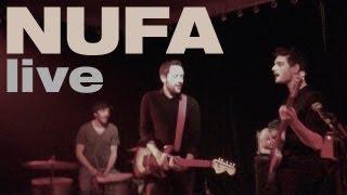 NUFA - My Name Is Nic (live)