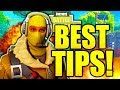 HOW TO BE A FORTNITE GOD EASY! FORTNITE TIPS AND TRICKS HOW TO GET BETTER AT FORTNITE!
