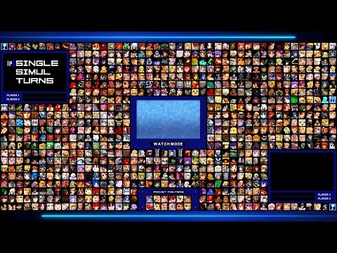 download mugen screen packs 1000 slots