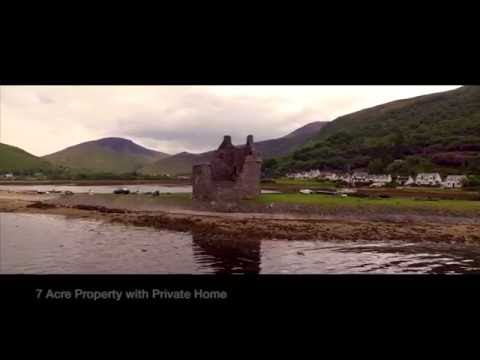 Win an Amazing Dream Home - Scottish Island Estate Raffle