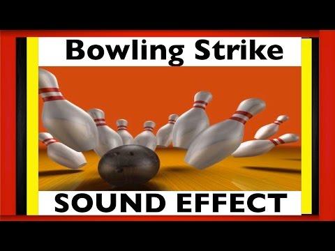 Bowling Strike Sound Effect   SFX   HD