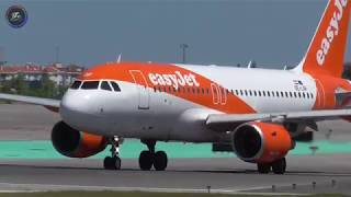 easyJet Airbus A319 Take-off