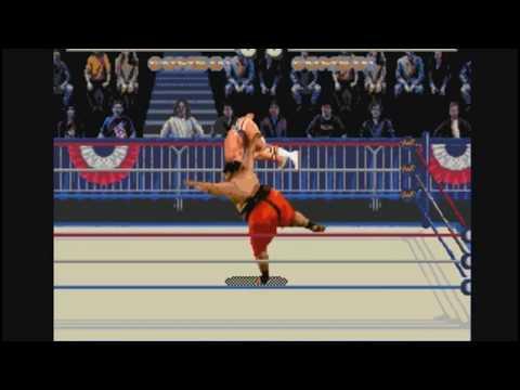 Wwf wrestlemania the arcade game комбо