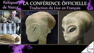 «Reliques du Pérou : La Conférence Officielle (Traduction française)»