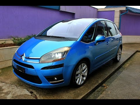 Citroen C4 Picasso 2.0HDI Exclusive 2007