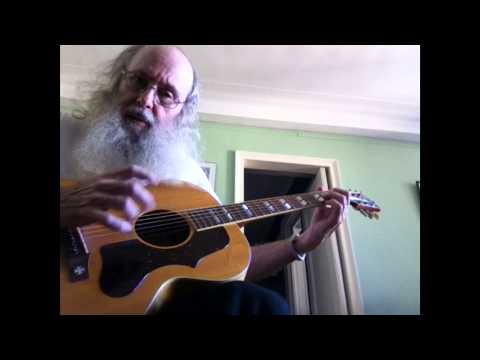 Guitar Lesson Green Rocky Road In Drop D Tuning With Fingerpicking!