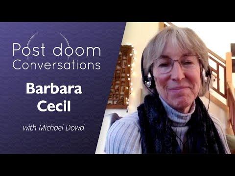 Barbara Cecil: Post-doom with Michael Dowd