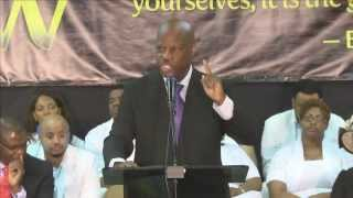 Divine Hour Message by Pastor Wintley Phipps