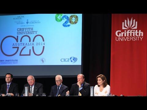 Pre-G20 Economic Growth Panel