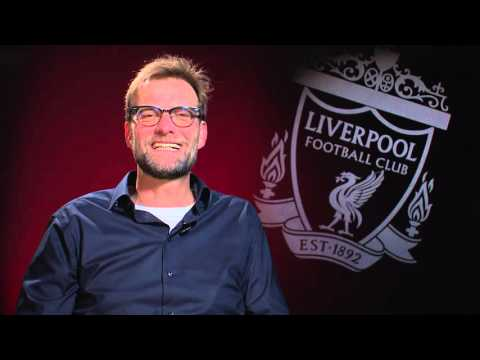 Swahili speaking Liverpool coach Jurgen Klopp
