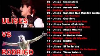 Gambar cover RODRIGO VS ULISES BUENO 2016 PARTE 02 - Enganchado lo mejor