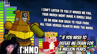 Technoblade DESTROYS EVERYONE in a Rap Battle (Jackbox) ft Quackity, Tubbo and Ranboo
