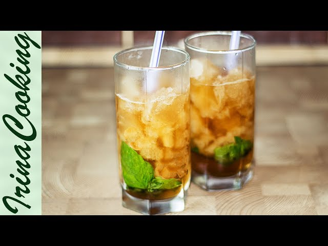 3 Рецепта Безалкогольного МОХИТО 🥤 Летние Овежающие Коктейли Non-Alcoholic Mojito ✧ Ирина Кукинг
