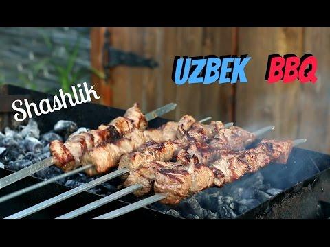Shashlik Recipe _ Uzbekistan Shashlik _ How to Make Shashlik Uzbek