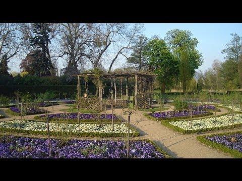 Sanssouci Park in spring...