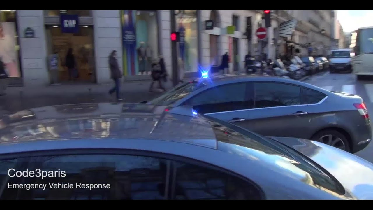 Citro n c5 banalis e sphp gspr sir ne am ricaine unmarked police car paris
